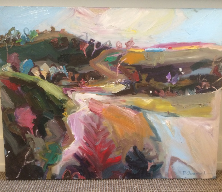 Landscape at Kiama Downs 24x36 $2400