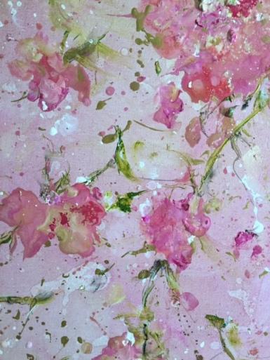 'Rose' 20 x 24 $675